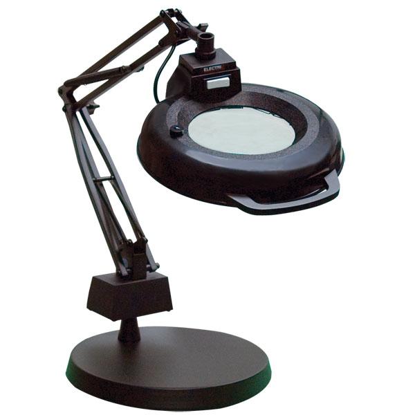 ELECTRIX  Desk Top  Magnifying Lamp