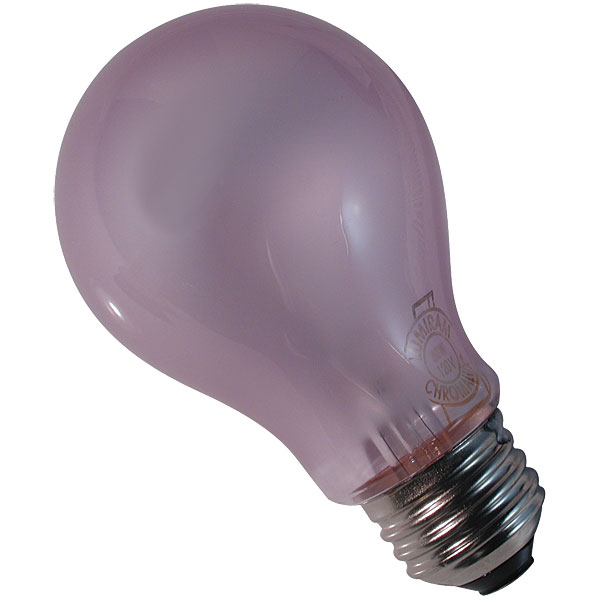 Chromalux Natural Light Bulb - 100 Watt