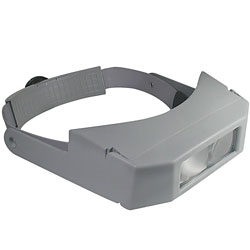 Magni-Focuser Hands-Free Binocular Magnifier 2.25x