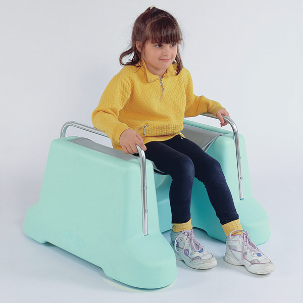 Sit and Ride Ambulatory Aid