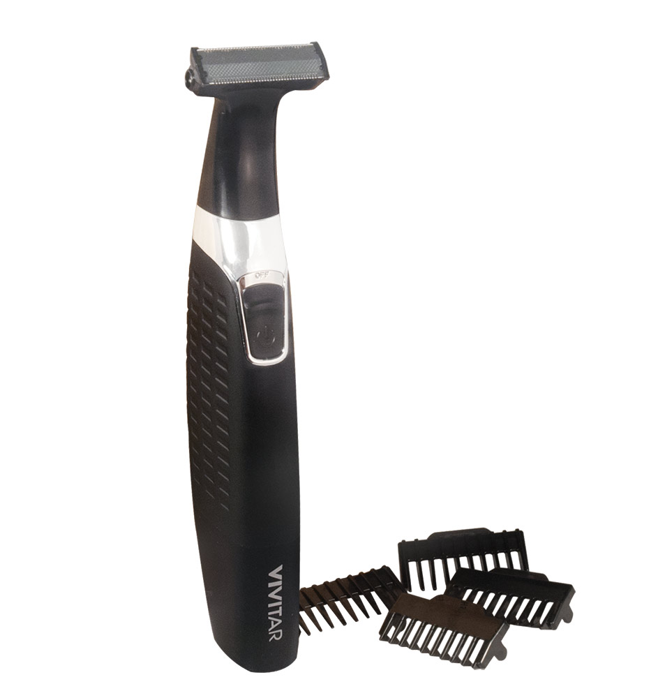 Vivitar Mens Cordless Personal Electric Trimmer