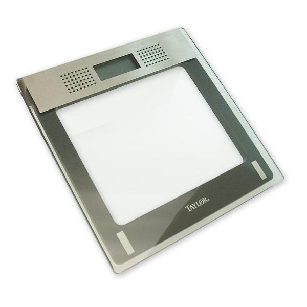 Talking Digital Bathroom Scale - 440-lb Capacity