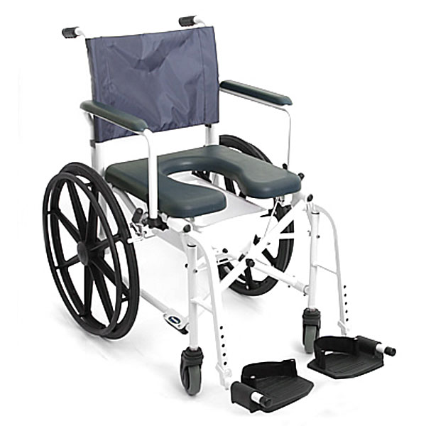 Mariner Shower and Commode Chair 18 Inches