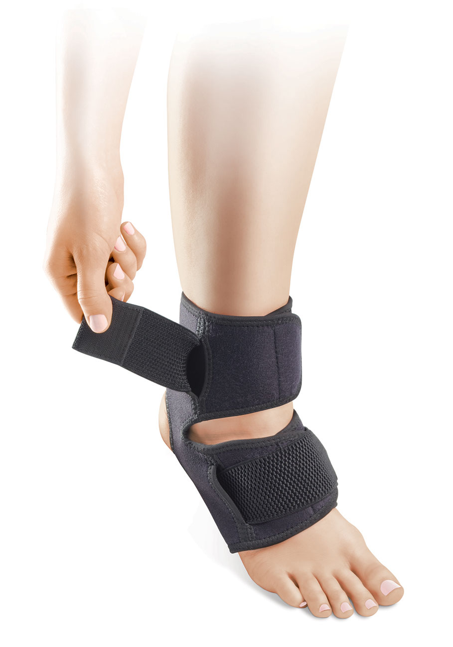 North American Comfort Fit Ankle Compression Wrap