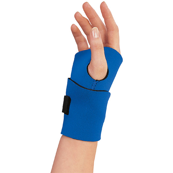Wrist Support, Neoprene, Wrap Around