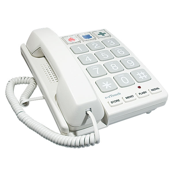 Big Button Braille Phone
