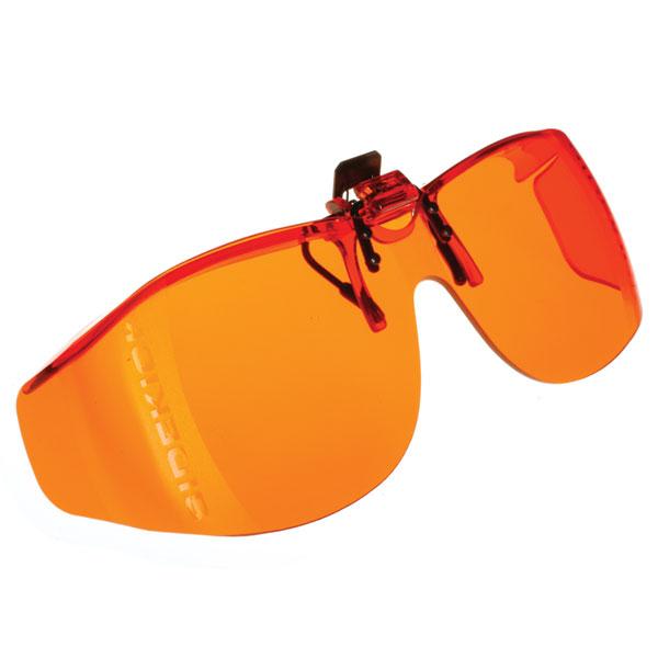 Cocoons Sidekick XL Flip-Up Sunglasses-Orange