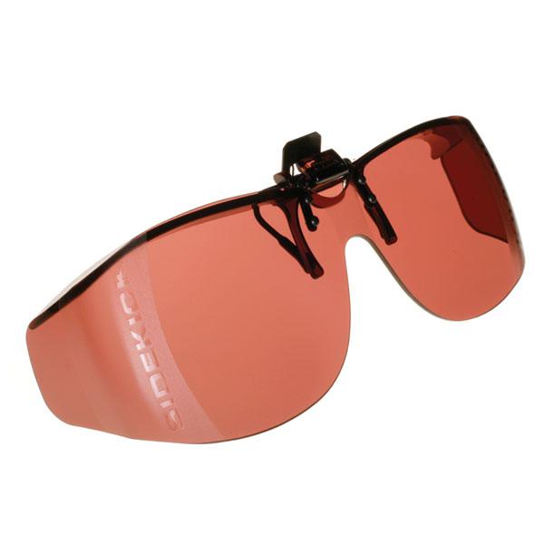 Cocoons Sidekick XL Flip-Up Sunglasses-Boysenberry