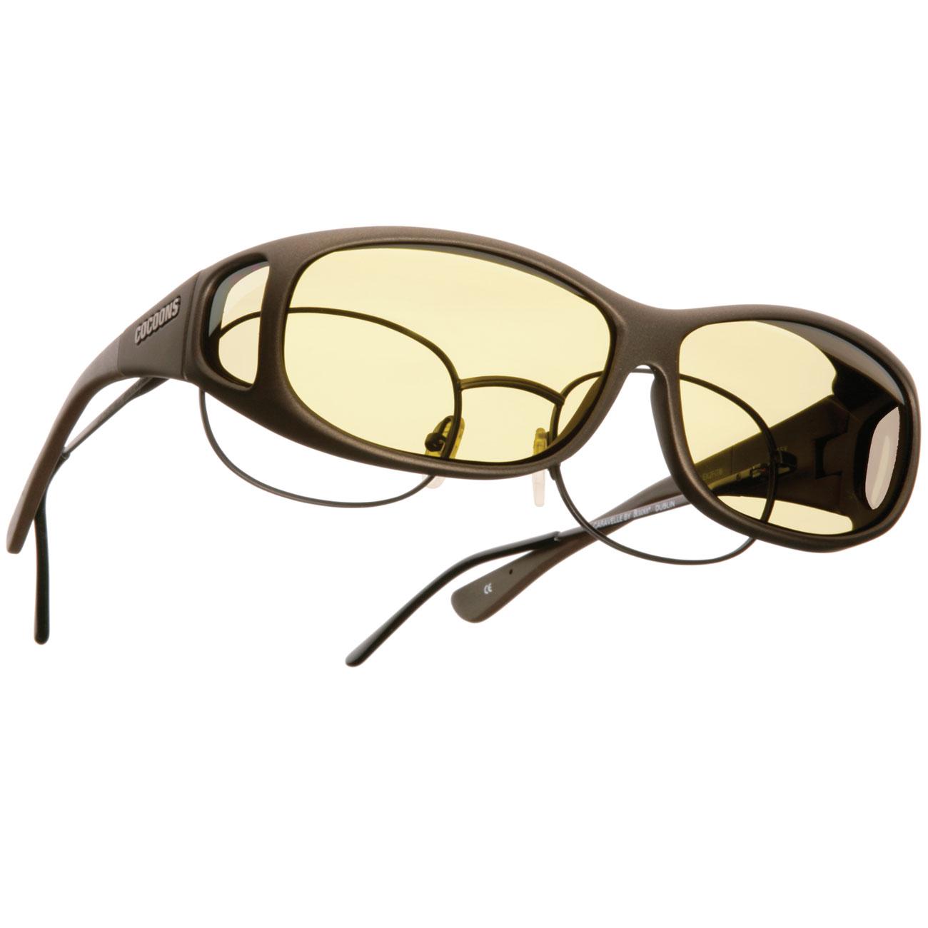 Cocoons Blue Light Computer Eyewear - Mini Slim MS