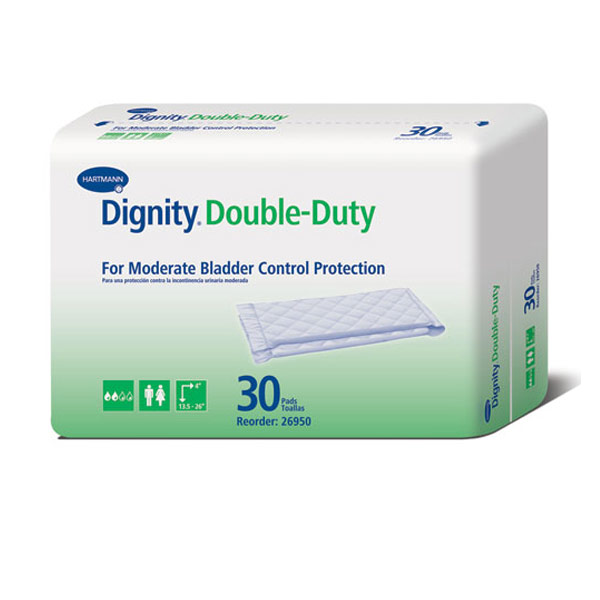 DIGNITY Extra-Duty Double Pads