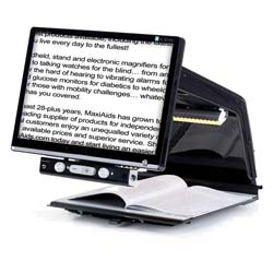 Tempus HD Electronic Magnifier - Black - 24in