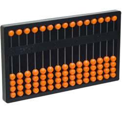 Reizen Abacus for the Blind