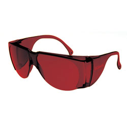 Noir Wrap A-Round Non-Fitover With Uv And Infrared 4 Percent Dark Red