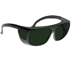 Noir Spectra Shields Large Adjustable -Fitover 1 Percent Dark Grey-Green