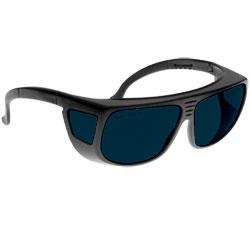 Noir Spectra Shields Large Adjustable -Fitover 4 Percent Dark Grey