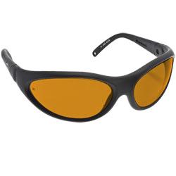 Noir Spectra Shields Wrap Around 56 Percent- Orange