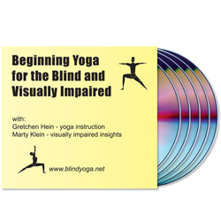 Beginning Yoga for the Blind and Visually Impaired