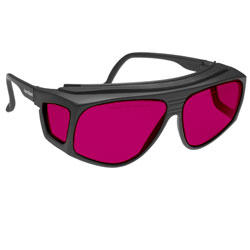 Noir Spectra Shields X-Large Fitover 44 Percent Pink