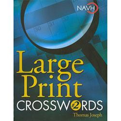 Large Print Crosswords No. 2