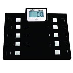 High Capacity 4-Language Talking Digital Scale-550-lb