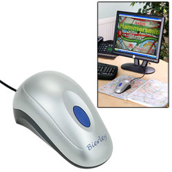 ColorMouse USB-MD CCTV Video Magnifier Mouse for PC - for Low Vision