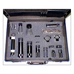 Walters Monocular Brown Attache Case for Professional Diagnostic Kit A