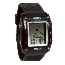 Reizen Talking Analog-Digital Watch- English