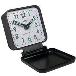 Braille Travel Alarm Clock