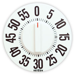 Big and Bold Low Vision Timer
