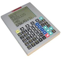 Low Vision Talking Scientific Calculator Sci-Plus Series 2300 - Gray