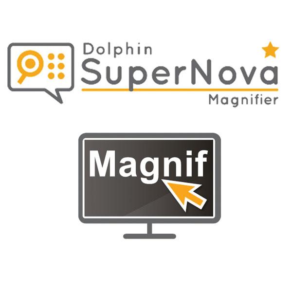 SuperNova Screen Magnifier