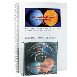 Talking Typing Teacher - Standard