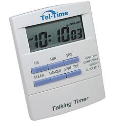 Tel-Timer - Talking Countdown Timer