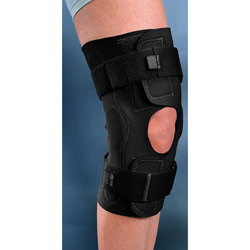 Reddie Brace Hinged Knee Brace - Large