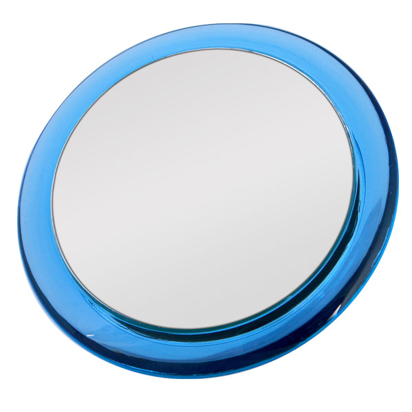 Compact Magnifying Spot Mirror 5x-1x