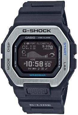 Casio Vibration G-Shock w MIP and Bluetooth (Black)