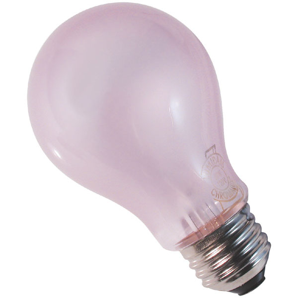 Chromalux Natural Light Bulb - 60 Watt