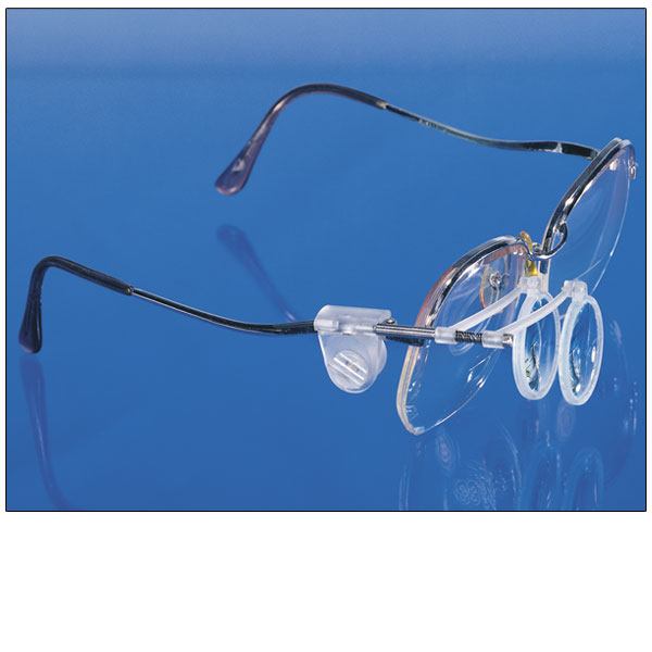Donegan Eyeglass Loupe Magnifier Set 4X-7X Power 24MM Diameters