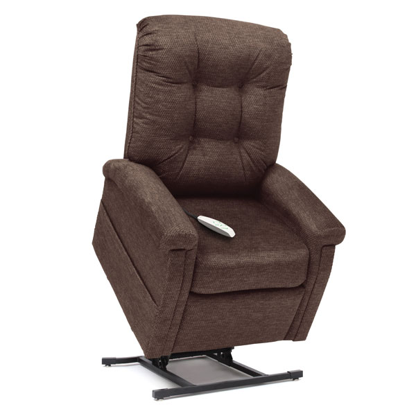 Pride Classic Collection 3 Position Recline Lift Chair - Walnut