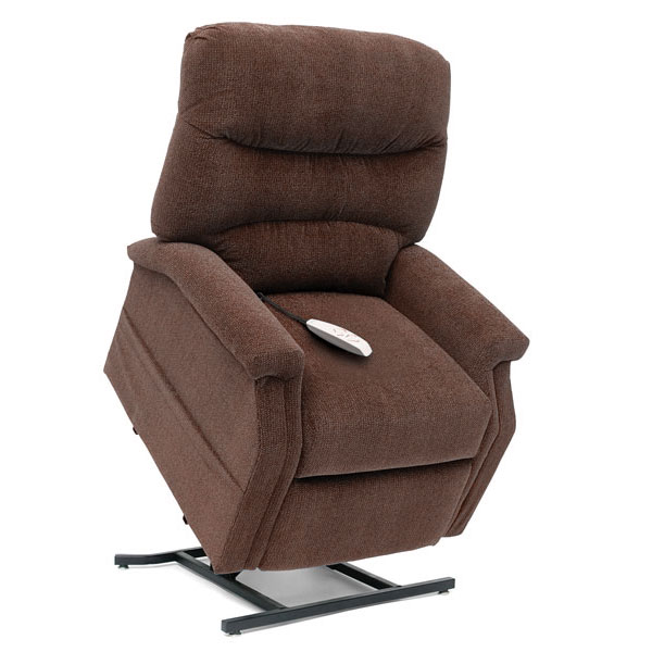 Pride Classic Collection 2 Position Recline Lift Chair - Walnut