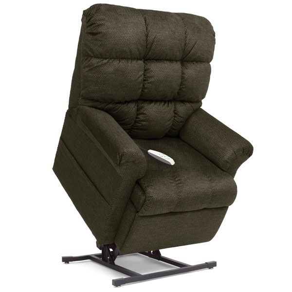Pride Elegance 3 Position Full Recline Lift Chair - Spruce