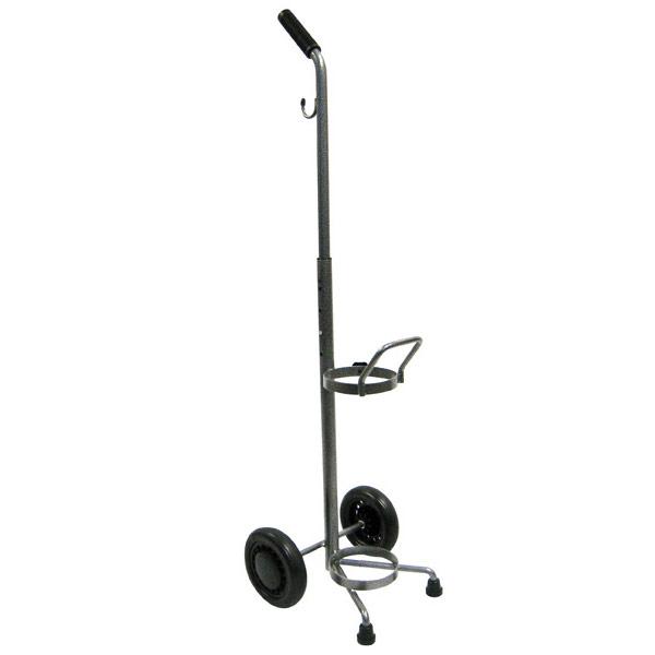 Adjustable Oxygen Cart