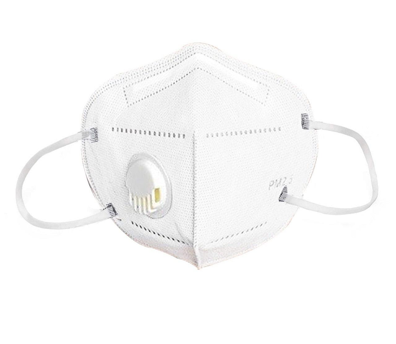 Reusable Face Mask white