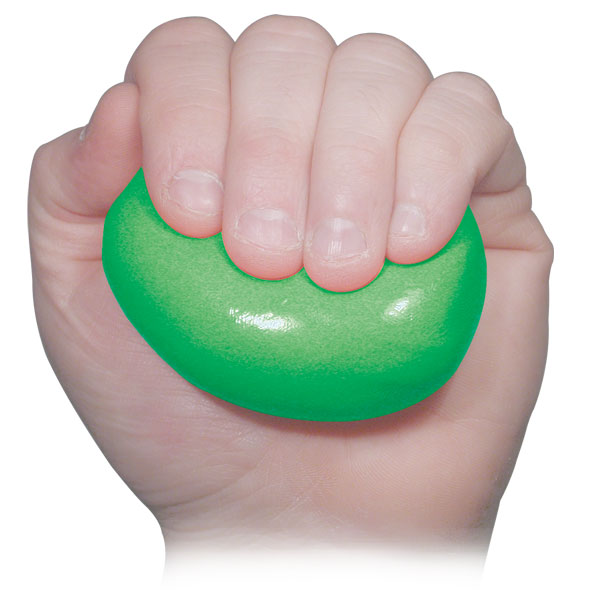 Therapy Putty 4 Oz - Medium -Green