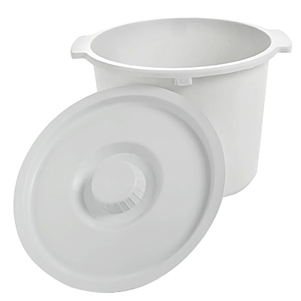 Pail and Lid Commode Accessory