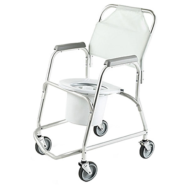 Shower Chair - Mobile Commode