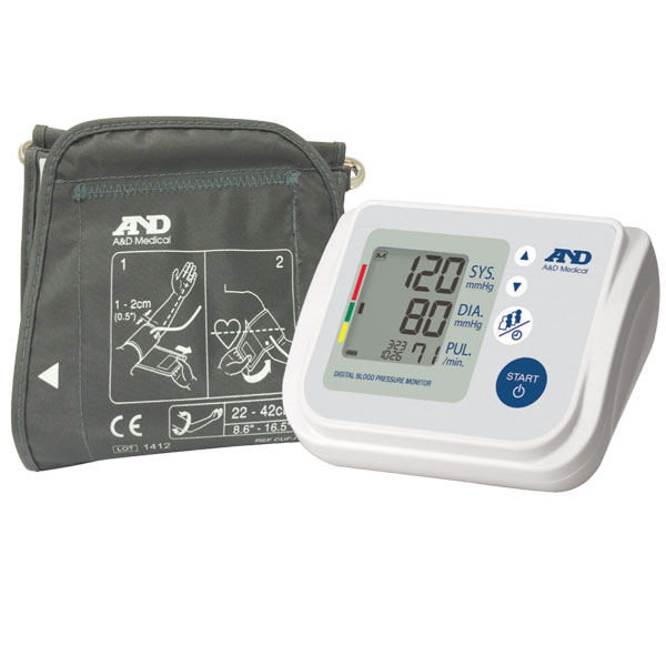 A and D Advanced One Step Blood Pressure Monitor