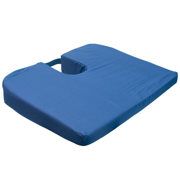 SeatMate Sloping coccyx cushion