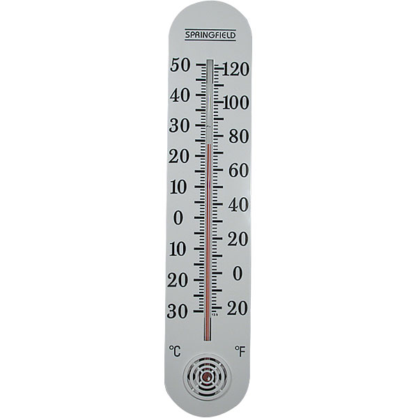 The Natural Choice - Easy to See - Big and Bold Thermometer