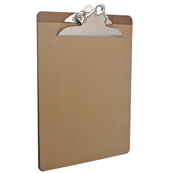 E-Z Write N Draw Clipboard with Rubber Face
